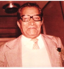 Shri. G. N. Joshi  of HMV and   Pioneer of  Marathi Bhav-Sangeet